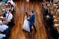 First Dances, Toasts, and Cake Cutting